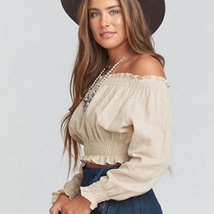 Show me your Mimu smock top